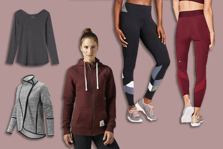 90c16eb77f9e0 We re Soooo Ready to Fall in Love With These Fall Fitness Looks. September 5  ...
