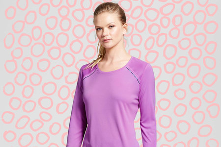 We ve Found the Perfect Long-Sleeve Workout Shirt and It s Less Than  20 60829e9725e03