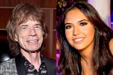Mick Jagger, 74, Is Dating Film Producer Noor Alfallah, 22