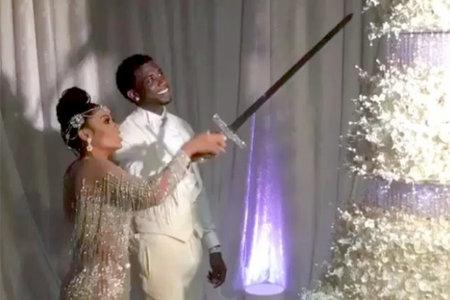Gucci Mane Wedding Cake Cost $75,000