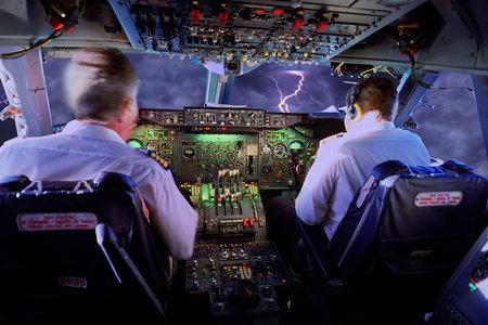 Fear of Flying: Pilots & Flight Attendants Share Scariest