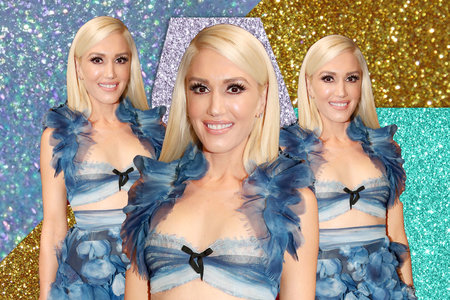 4293939644e Wait Until You See Gwen Stefani s Incredibly Extra Thanksgiving Day Look