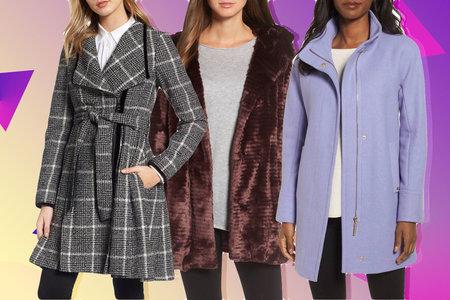 47bcf5f4ff8f Nordstrom Fall Sale 2017  Stylish and Warm Winter Coats