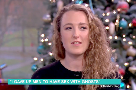 Get a ghost to have sex