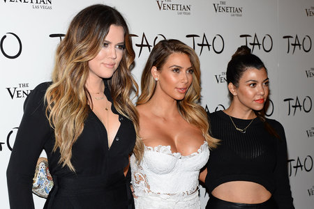 Pregnant Khloe Kardashian and Sisters Travel to Tokyo, Japan | The