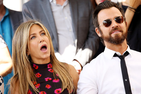 Jennifer Aniston and Justin Theroux Legally Married