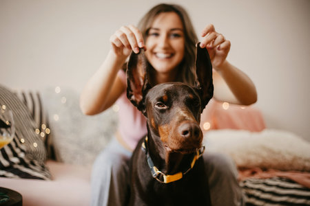 9 Indisputable Facts About Every Single Person Who Has a Doberman