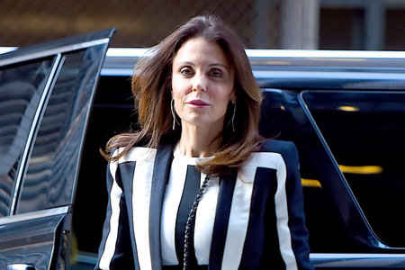 """Bethenny Frankel Boarded an Empty Flight to Guatemala: """"I Have to Laugh Because I'm So Nervous"""""""