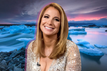 """Jill Zarin Is in an """"Incredible Place"""" on an Exotic Mother-Daughter Trip: """"Wow... Are We on Mars?"""""""