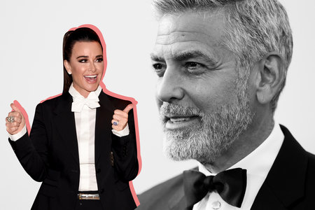 Kyle Richards Once Went on Vacation With George Clooney and Forgot it Ever Happened