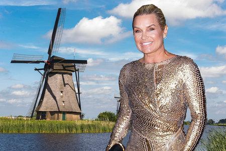 Yolanda Hadid's Dream Home Is... a Windmill