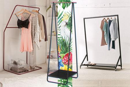 No Closet Problem Here Are 11 Clothing Racks We Love