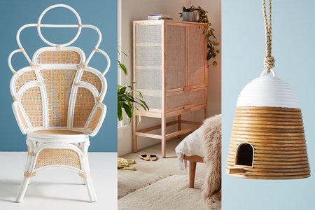 The Best Rattan Home Furnishings On The Market Home Design
