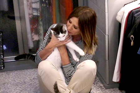 Check It Out Meow: Bravolebrity Cat Lover Round Up