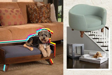 Luxury Dog Beds That Ll Add To Your, Fancy Dog Beds Furniture
