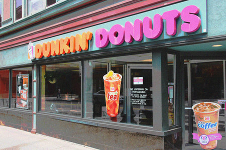 "Dunkin' Donuts Is Officially Dropping ""Donuts"" From Its Name"