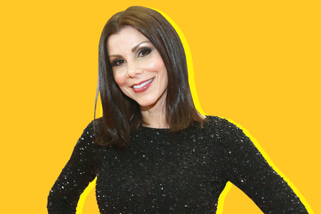 This Is The Exact Vegan Cake Heather Dubrow Wants For Her 50th Birthday