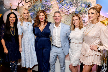 Where Is Andy Cohen's Baby Shower Venue? The Palm Beverly