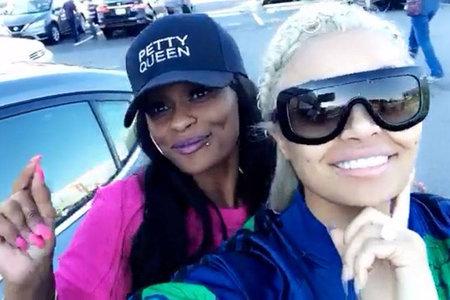 Blac Chyna's Mom Tokyo Toni Thinks Rob Kardashian Should Have Custody of Dream Kardashian