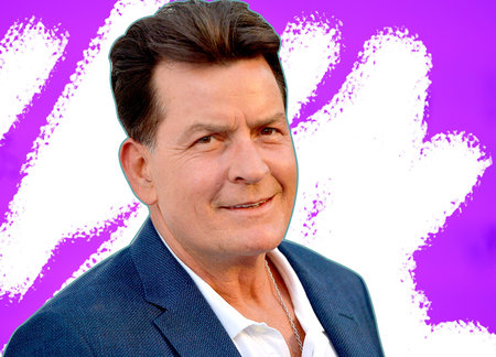 """Charlie Sheen Says a Fourth Marriage Is a """"'No,' All Caps"""" and His Reason Why Is Hilarious"""