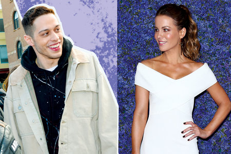 Why Pete Davidson and Kate Beckinsale Just Might Be a Match Made in Heaven