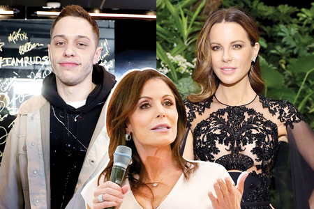 Are Pete Davidson and Kate Beckinsale a Thing? Everyone — Including Bethenny Frankel — Has Feelings About It