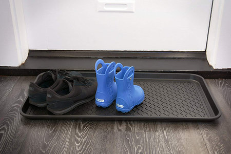 Upgrade Your Mudroom Best Boot Trays And Rugs Style Living
