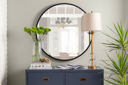 94cc52bce1d Best Entryway Mirrors  Stylish Hall Mirror Ideas for Entry Ways ...