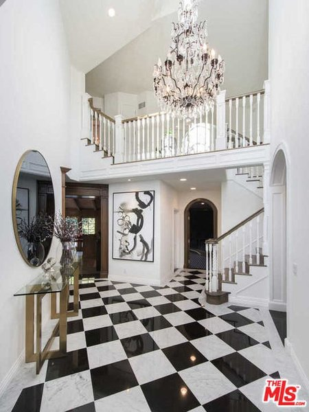 Kyle Richards Bel Air Home Still For Sale And For Rent Home Design