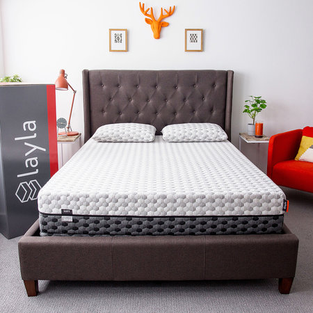Review Best Foam Mattresses In A Box Nora Allswell