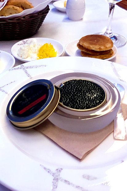 Cathay Pacific First Class Reviews: Caviar, Krug, Beds, And