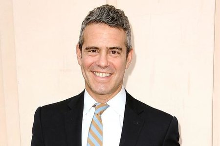 Is Andy Cohen Wearing an Engagement Ring? | The Daily Dish
