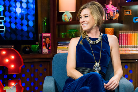 Ellen Pompeo Dishes On Kissing Patrick Dempsey The Daily Dish