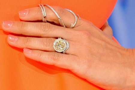 How Celebrities Customized Their Engagement Rings Lookbook