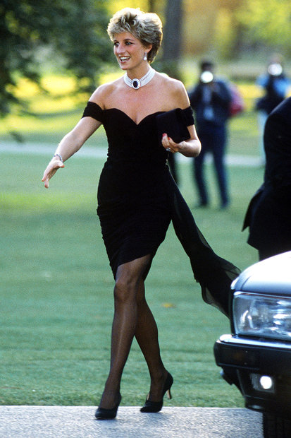 9ecf16e5df7 Things You Never Knew About Princess Diana s Iconic Style