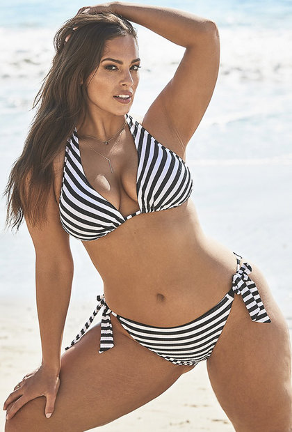 84e8cf873b Ashley Graham x Swimsuits for All Essentials Collection  Shop