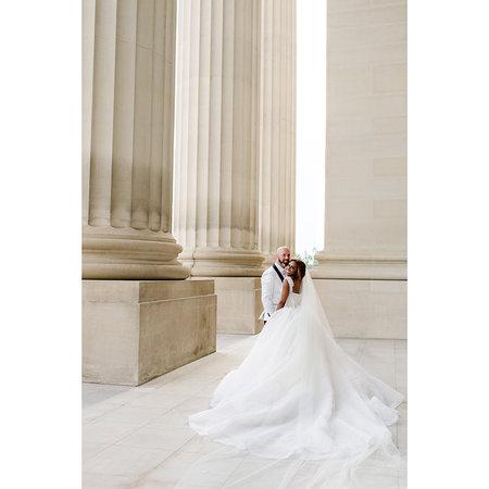 Dillards Wedding Dresses.Real Housewives Of Potomac S Candiace Dillard Wedding Dress Lookbook