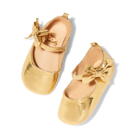 Christian Louboutin on $250 Baby Shoes