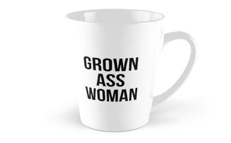Grown Ass Woman Mug
