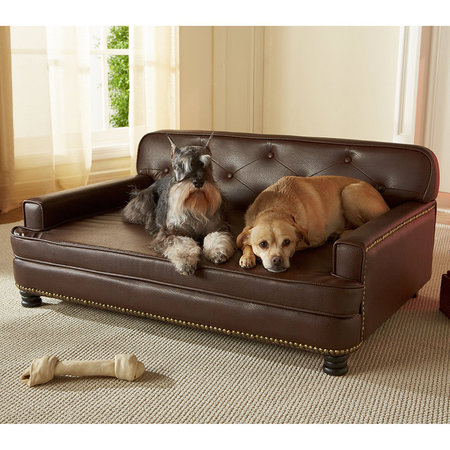 Luxury Dog Beds That'll Add to Your Home Decor | Home & Design