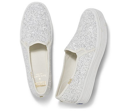 a8a0844aa2faf Keds x Kate Spade New York Triple Decker Glitter