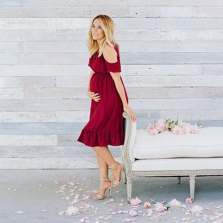 a0996447f52ca Lauren Conrad's New Maternity Line Is Making Pregnant Ladies Happy ...