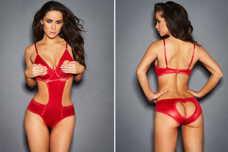 ccaf773cc9 Sexy Lingerie for Valentine s Day