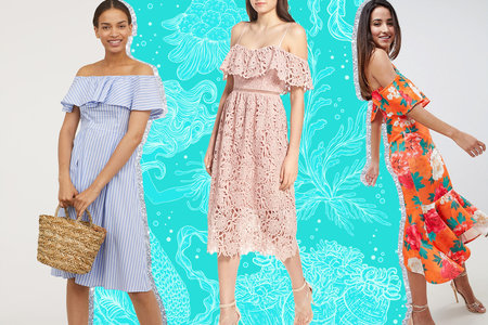 What To Wear To A Summer Wedding Best Guest Dresses Under 100