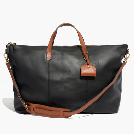 5aa123743c If you re looking for a stylish yet super functional weekend getaway bag