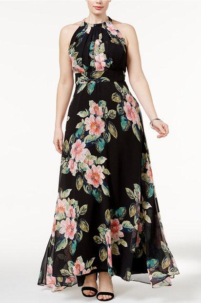 Plus-Size Dresses for Spring   Home & Design