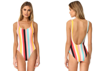 ead817dec9a2f One-Piece Swimsuits Are Back In Style This Summer | Lookbook