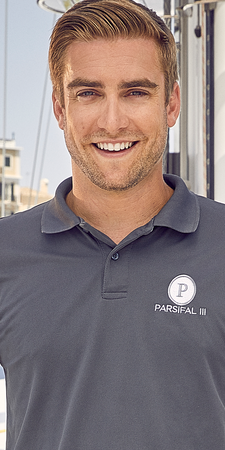 Below Deck Sailing Season 1 Bodyshot Parker Mccown