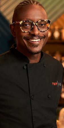 Top Chef Season 17 Bodyshot Gregory Gourdet