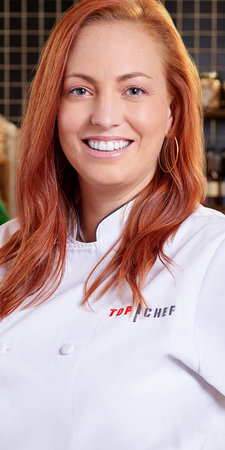 Top Chef Season 18 Bodyshot Sasha Grumman